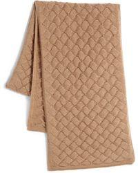 Bottega Veneta Wool Banjo Scarf - Lyst