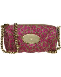 Mulberry Pink Underarm Bags - Lyst