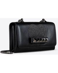 Valentino Chain Shoulder Bag - Lyst