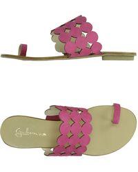 Guilhermina - Thong Sandal - Lyst
