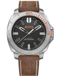 BOSS Orange - 61513294 Mens Strap Watch - Lyst