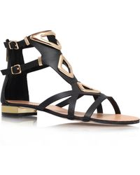 Carvela Kurt Geiger Black Kupid - Lyst