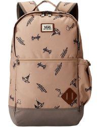Vans Van Doren Ii Backpack beige - Lyst