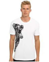 McQ by Alexander McQueen Dropped Shoulder Tee - Lyst