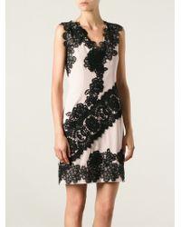 Moschino Cheap & Chic Lace Dress - Lyst