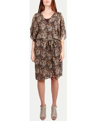 Figue Lupita Dress floral - Lyst