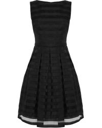 Coast Liv Stripe Dress - Lyst