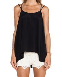 Pink Stitch - Dover Cami - Lyst