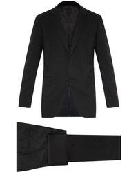 Lanvin Attitude Notch-Lapel Wool Suit - Lyst
