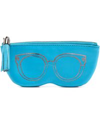 Rebecca Minkoff - Sunglasses Pouch  True Turq - Lyst