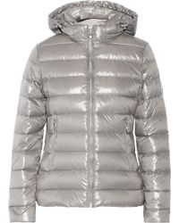 Pyrenex Spoutnic Quilted Down Coat - Lyst