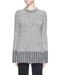 Rag & Bone | 'callista' Bouclé Knit Sweater | Lyst