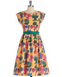 ModCloth Still Got It Dress - Lyst