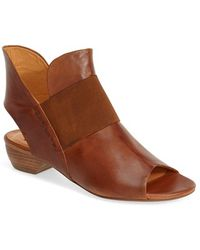 Everybody | 'mabbare' Cutout Bootie | Lyst