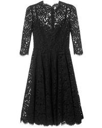 Dolce & Gabbana Scarlett Lace Dress - Lyst