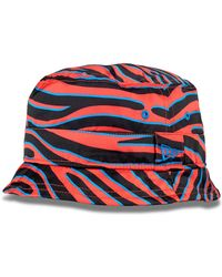 House of Holland Zebra Bucket Hat - Lyst