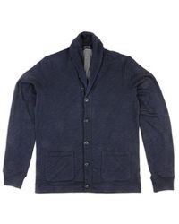 Ralph Lauren Blue Label Casual Navy Blue Jacket - Lyst