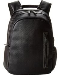 Würkin Stiffs Black Leather Backpack - Lyst