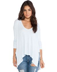 Free People Drippy Thermal - Lyst