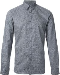 Paul Smith B Printed Shirt - Lyst