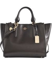 Coach Crossby Carryall Bag - Lyst