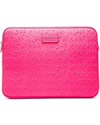 Marc By Marc Jacobs Adults Suck Neoprene 13' Computer Case pink - Lyst