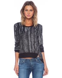 Lanston Black Pullover - Lyst