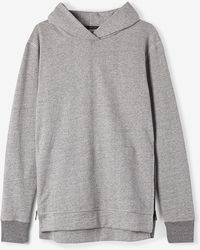 John Elliott + Co Hooded Villain Sweatshirt - Lyst