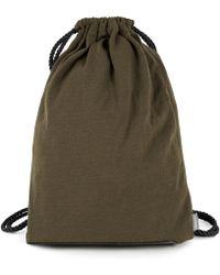 Sunspel - Vintage Wool Kit Bag - Lyst