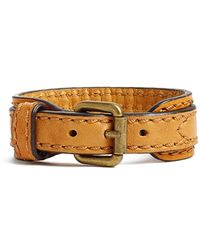 Frye - 'michelle' Leather Bracelet - Lyst