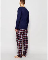 Esprit - Pyjamas In Regular Fit - Lyst