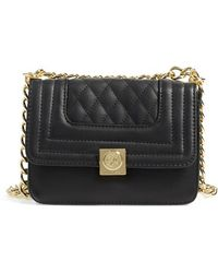 CXL by Christian Lacroix - 'galaxie' Quilted Convertible Crossbody Bag - Lyst