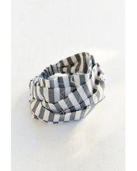 Urban Renewal Remade Linen Wrap Headband