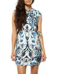IRO Deinia Dress blue - Lyst