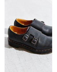Dr. Martens Jules Double Monk-Strap Shoe gray - Lyst