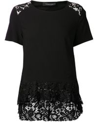 Thakoon - Shoulder Lace Top - Lyst