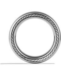 David Yurman Streamline Wide Band Ring - Lyst