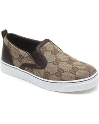 Gucci Monogram Printed Trainers 2-8 Years - Lyst