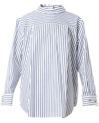 Vivienne Westwood Red Label Bengalstriped Cotton Shirt - Lyst