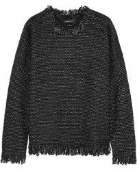 Isabel Marant Douglas Knitted Jumper - Lyst