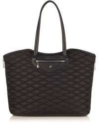 Knomo - Great Portland Black Bag - Lyst