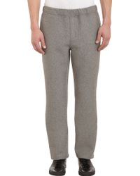 T By Alexander Wang Neoprene Track Pants - Lyst