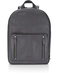 Uri Minkoff - 'bondi' Leather Backpack - Metallic - Lyst