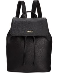DKNY Tribeca Backpack black - Lyst