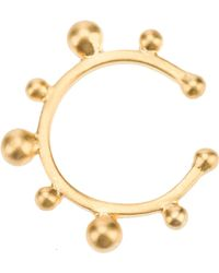 RebekkaRebekka - Ball Ear Cuff - Lyst