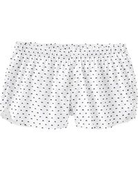 Old Navy Swiss Dot Boxers 2 12 - Lyst
