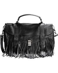 Proenza Schouler Large Leather Bag - Lyst