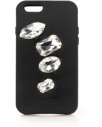 Stella McCartney | Embellished Rubber Iphone 6 Case | Lyst