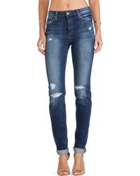Joe's Jeans High Rise Skinny - Lyst