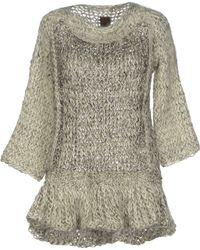 Le Moine Tricote - Sweater - Lyst